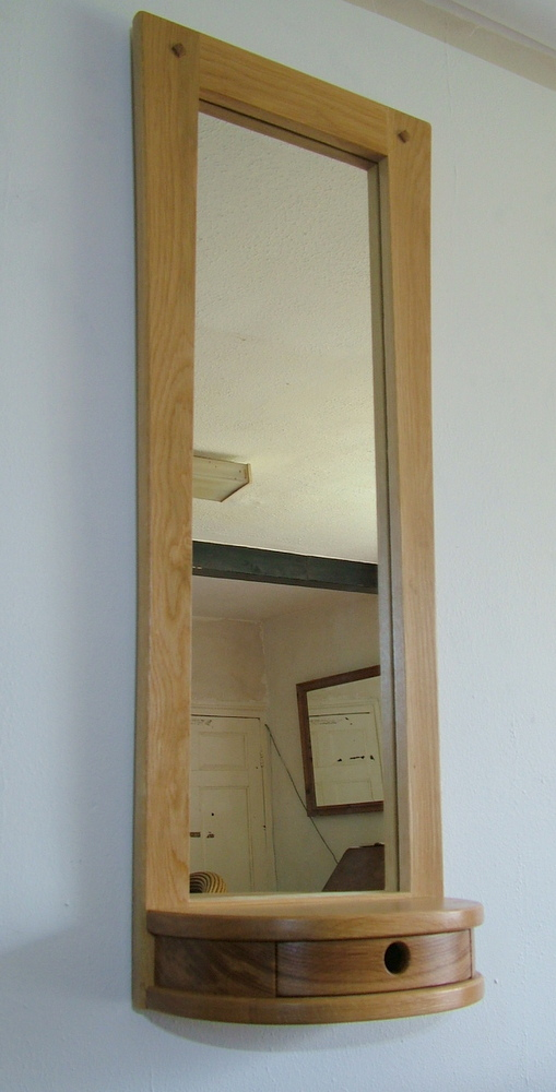 Hall Mirror And Drawer Stephenson Design Furniture